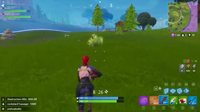 Watch and share Dakotaz Playing Fortnite - Twitch Clips GIFs by Bruce WilIis on Gfycat