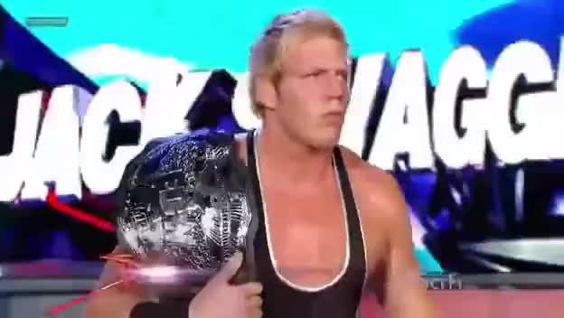 Jack Swagger Champion Entrance