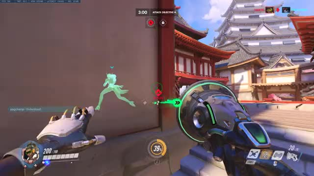 Watch Overwatch GIF by bakashi on Gfycat. Discover more related GIFs on Gfycat
