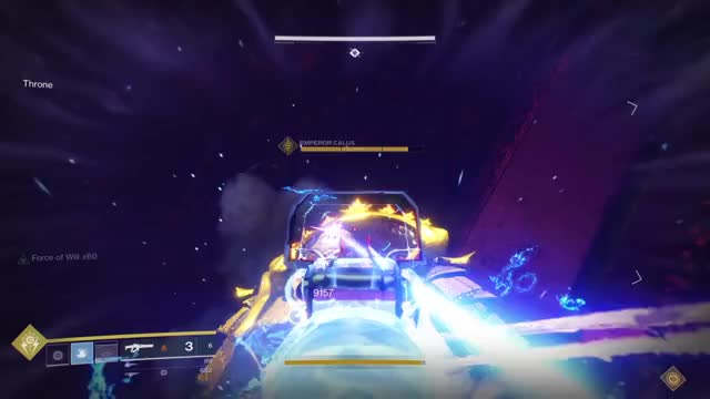 Watch and share Calus AoE GIFs by austinwoodmedia on Gfycat