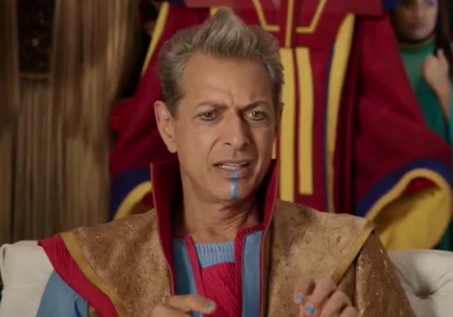 Watch this wtf GIF by GIF Queen (@ioanna) on Gfycat. Discover more Jeff Goldblum, disgust, ew, god, head, marvel, my, of, oh, omg, ragnarok, superhero, thor, thunder, turn, wait, what GIFs on Gfycat