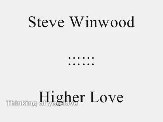 Steve Winwood Higher Love Gif Find Make Share Gfycat Gifs
