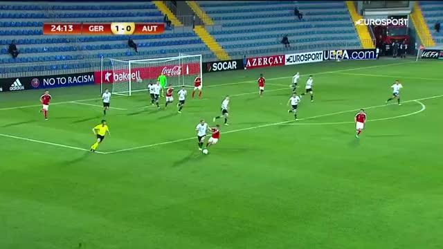 Watch and share Mistrovství Evropy Ve Fotbale Do 17 Let, To Jsou I Krásné Přímočaré Akce, Jak... GIFs on Gfycat