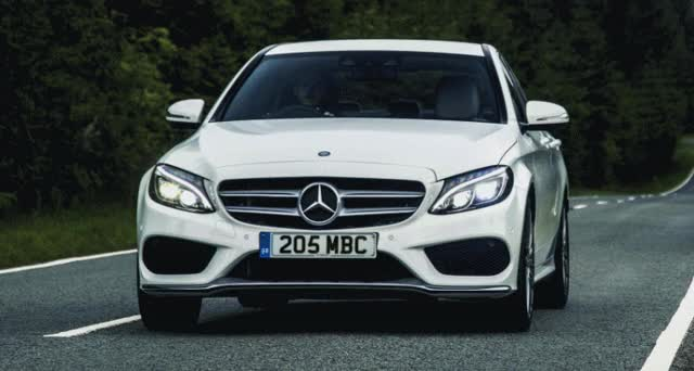 Watch and share 2015 Mercedes-Benz C-Class In 40 New Photos – C300 And C400 Both 4Matic As Standard GIFs on Gfycat