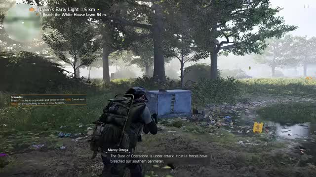 Watch and share Tom Clancy's The Division 2 2019.03.12 - 01.41.58.19.DVR GIFs on Gfycat