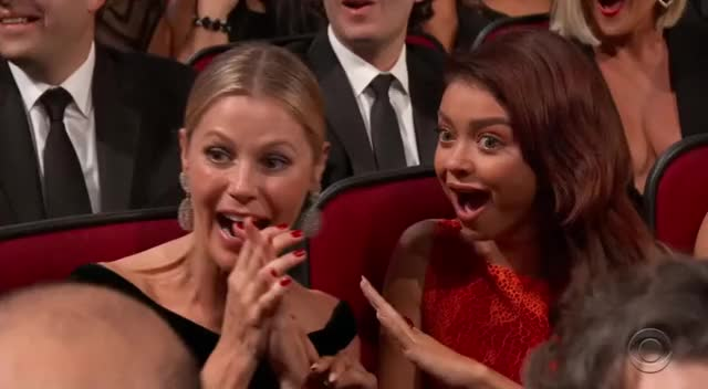 Watch and share Sarah Hyland GIFs and Julie Bowen GIFs by Reactions on Gfycat