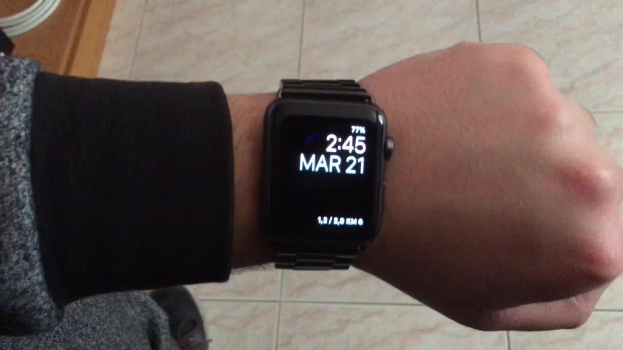 AppleWatch, Apple Watch Jellyfish watch face GIFs
