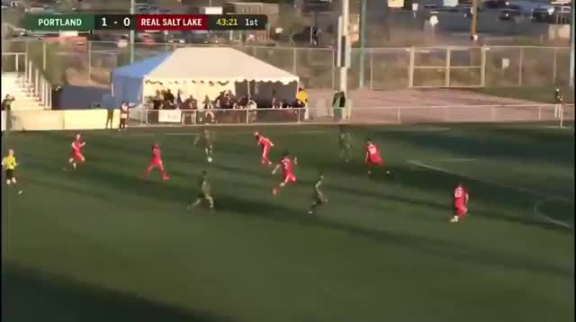 Watch and share Blanco And Polo Goals Preseason Rsl GIFs by C.I. DeMann on Gfycat