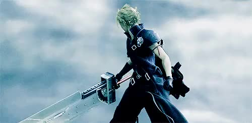 Watch and share Final Fantasy 7 Cloud GIFs on Gfycat