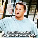 Watch and share Chandler Bing GIFs and Friendsedit GIFs on Gfycat