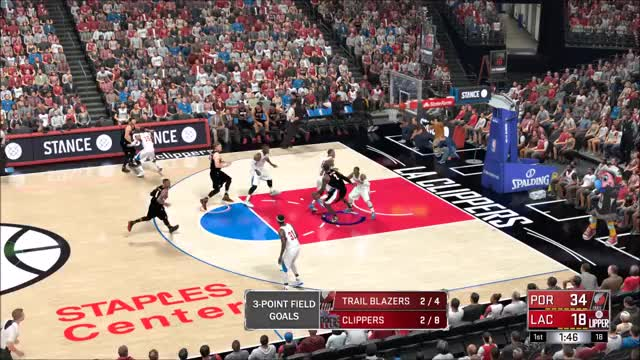 Watch NBA 2k17 GIF on Gfycat. Discover more nba2k GIFs on Gfycat