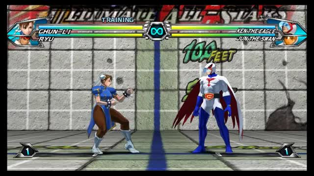 Watch TvC Chun-Li BnB against bigger characters GIF by @presidentmagikarp on Gfycat. Discover more StreetFighter GIFs on Gfycat