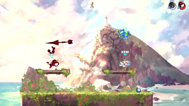 Watch and share Brawlhalla 2020-03-16 00-36-34 GIFs by Kemperc007 on Gfycat
