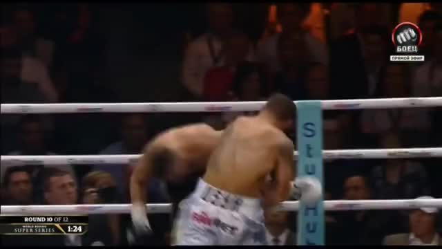 Watch Oleksandr Usyk finishes off Marco Huck GIF by @redditmedia on Gfycat. Discover more boxing GIFs on Gfycat