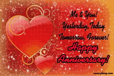 Watch and share Happy Anniversary Mom GIFs on Gfycat