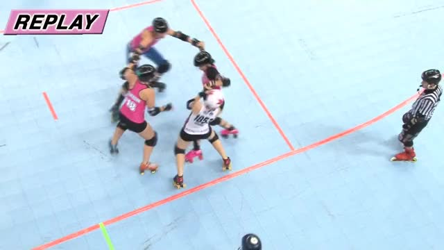 Watch and share Women Roller Derby GIFs and Association GIFs by wutangjam on Gfycat