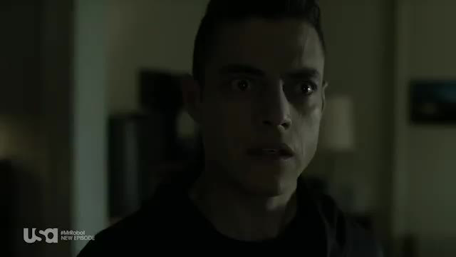 MrRobot, Rami Malek, mrrobot, I find Tyrell's (Martin Wallström) performance absolutely fascinating (reddit) GIFs