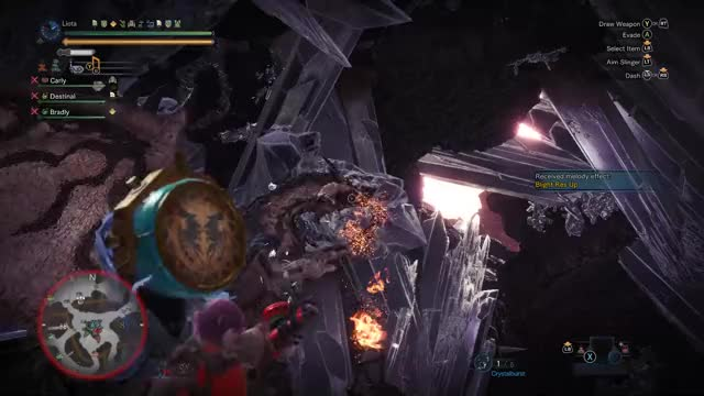 Watch Monster Hunter World GIF by moistowl on Gfycat. Discover more related GIFs on Gfycat
