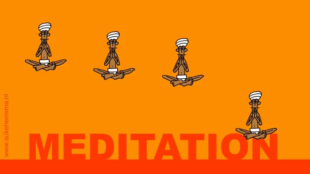 Watch and share Meditation GIFs and Levitation GIFs on Gfycat