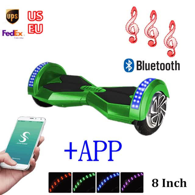 Watch and share Hoverboard Quot Led Scooter Hoverboard GIFs on Gfycat