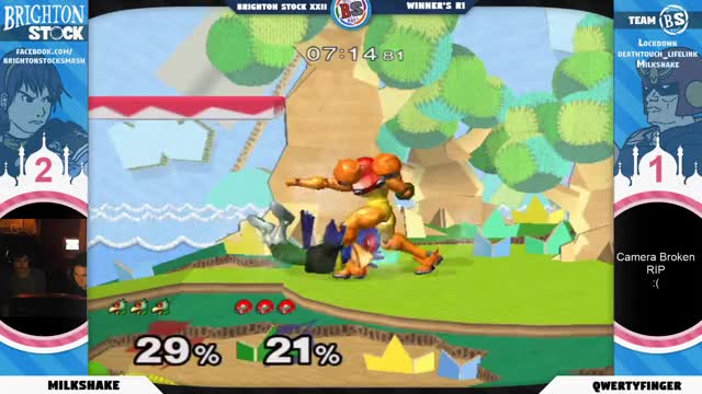 Watch and share Samus Vs Falco GIFs on Gfycat