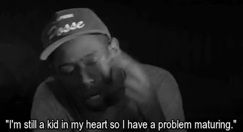 Watch and share Tyler The Creator GIFs and Music Lyrics GIFs on Gfycat