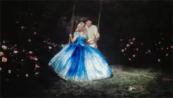 Watch and share Cinderella 2015 GIFs and Lily James GIFs on Gfycat