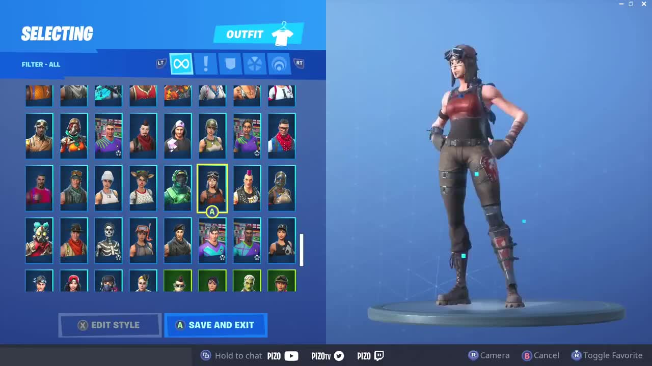 new stitches back bling on 284 outfits lace outfit fortnite cosmetics gif - fortnite pizo