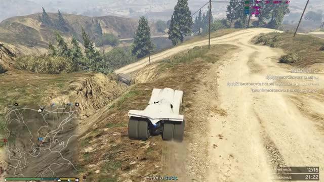 Watch Grand Theft Auto V 2019.03.31 - 16.16.26.03.DVR GIF on Gfycat. Discover more grandtheftautov GIFs on Gfycat