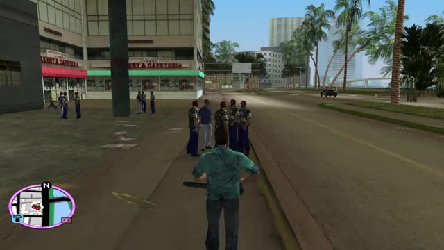 Watch GTA Vice City - Chainsaw Massacre GIF by @svenniewafel on Gfycat. Discover more GTA, chainsaw, grand theft auto, grand theft auto vice city, gta vice city, oog voor detail, vice city, video games, violent GIFs on Gfycat