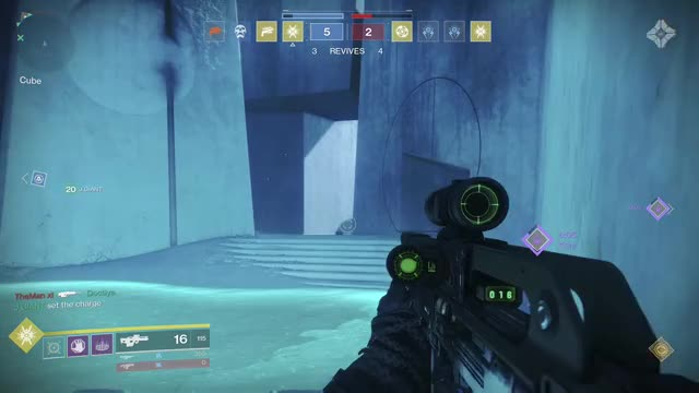 Watch and share Fightn Ares GIFs and Destiny2 GIFs by Gamer DVR on Gfycat