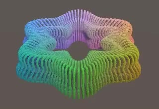 Watch and share Torus GIFs by Catlike Coding on Gfycat
