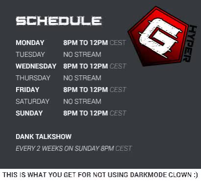 Watch and share Schedule animated stickers on Gfycat
