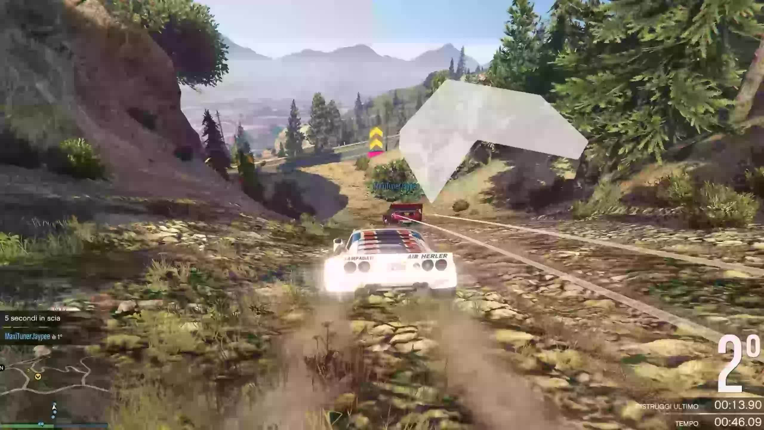 gta5 flip race GIFs