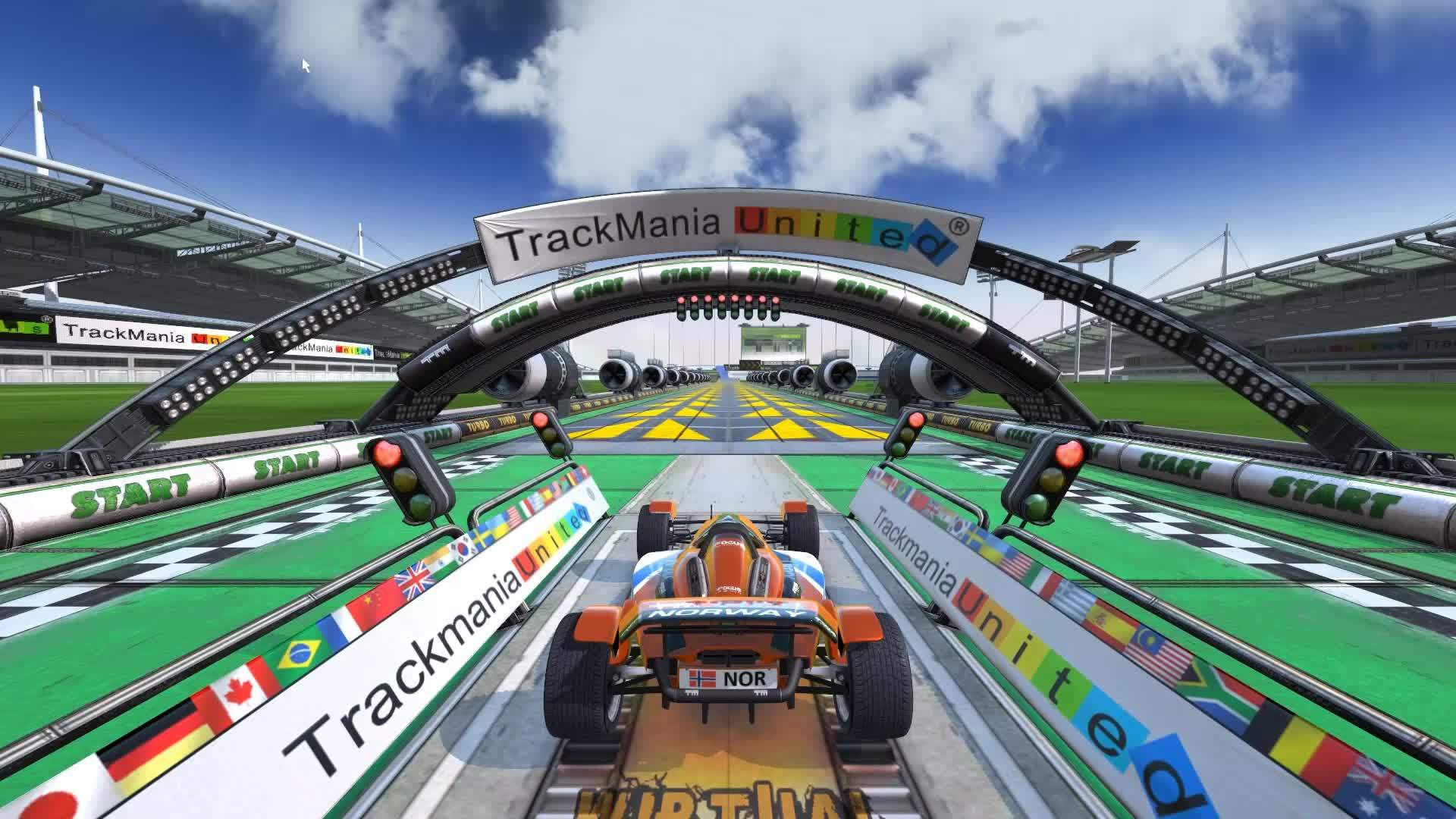 TrackMania, Trackmania, trackmania, When you try your best, but you don't succeed GIFs