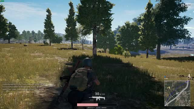 Watch and share PUBG Full Auto Stops Firing GIFs by frizzle on Gfycat
