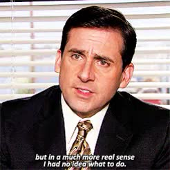 Watch and share Michael Scott GIFs and Stress Relief GIFs on Gfycat