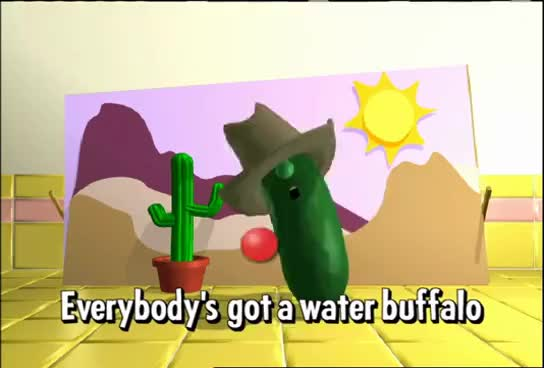 Watch and share Veggie Tales GIFs and Veggietales GIFs on Gfycat