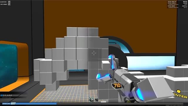 robocraft, Arbot in shell GIFs