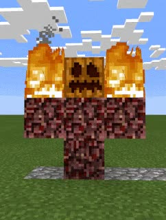 Watch and share Mod: Golems PE - Golems In MCPE GIFs on Gfycat
