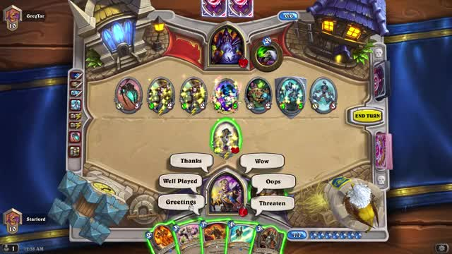Watch nice comeback Trim GIF on Gfycat. Discover more hearthstone GIFs on Gfycat