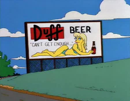 Watch and share Mad Mad Mad Plane Simpsons GIFs on Gfycat