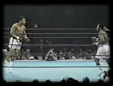 Watch The Ali Shuffle p5 GIF on Gfycat. Discover more Ali shuffle, Muhammad Ali, footwork GIFs on Gfycat