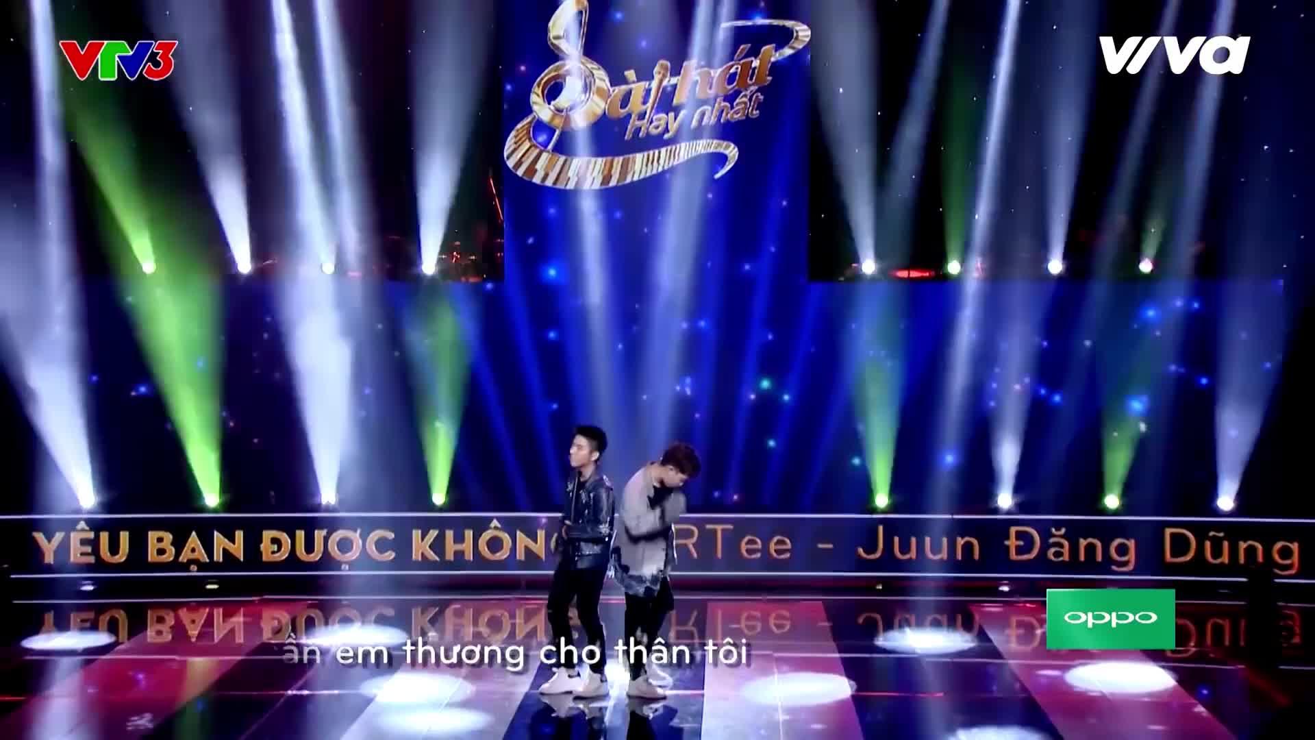 RTee  Juun Đăng Dũng hát nhưng cứ nhìn xuống đất, sợ ra về vì không được gạt cần
