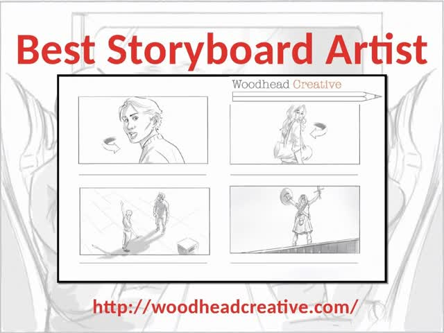 Watch and share Storyboard Company GIFs and Artist Storyboard GIFs by woodheadcreative on Gfycat