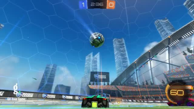 Watch Goal 2: Frazier GIF by Gif Your Game (@gifyourgame) on Gfycat. Discover more Frazier, Gif Your Game, GifYourGame, Rocket League, RocketLeague GIFs on Gfycat