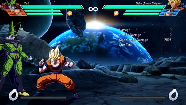 Watch Goku - Corner - 2M into 1-Super (most damage) - 5541 damage GIF by @robro on Gfycat. Discover more related GIFs on Gfycat