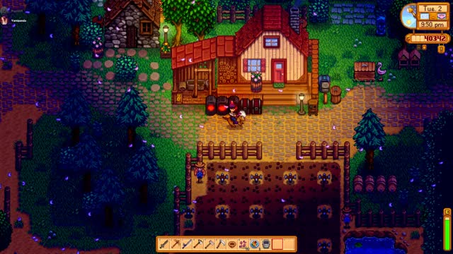 Watch and share Stardew Valley 2018.05.17 - 03.44.18.12.DVR.mp4-00.14.30.580-00.14.39.079 GIFs on Gfycat