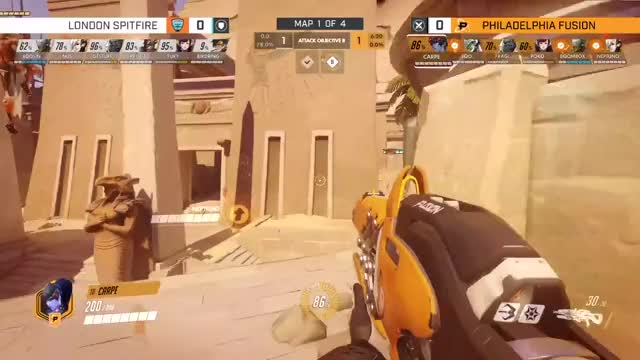 OverwatchLeague Carpe Pick