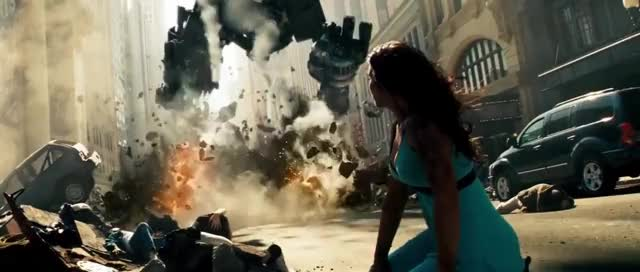 Watch Transformers (2007) Autobots vs Brawl (HD latino) GIF on Gfycat. Discover more related GIFs on Gfycat